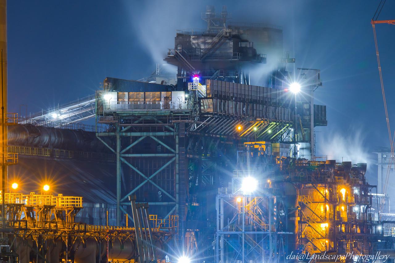 千葉港工場夜景