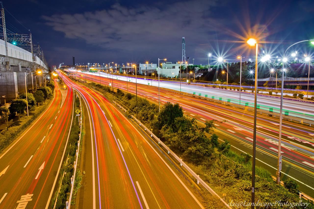臨海橋夜景