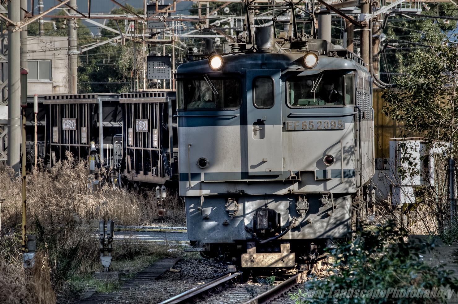 石炭列車【HDRi】