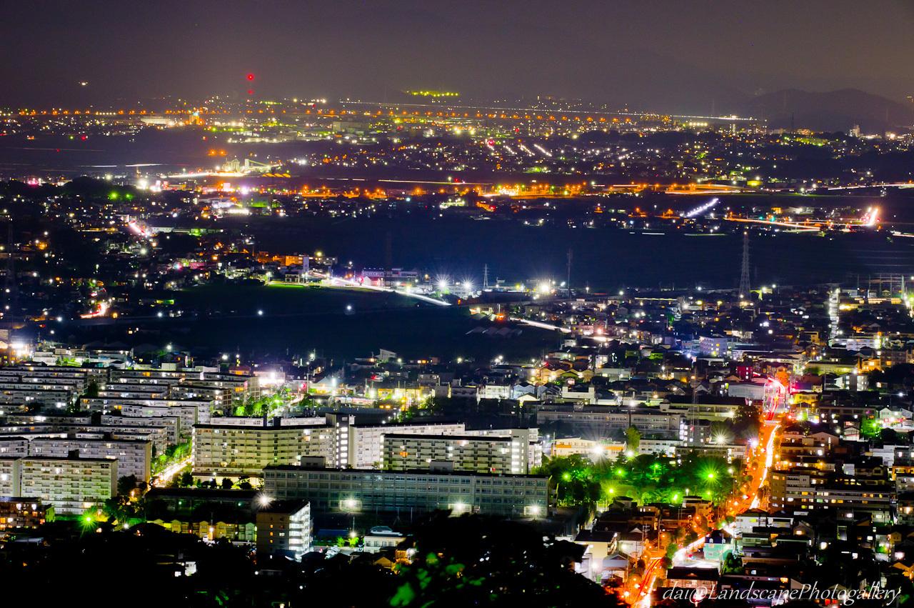 湘南平夜景