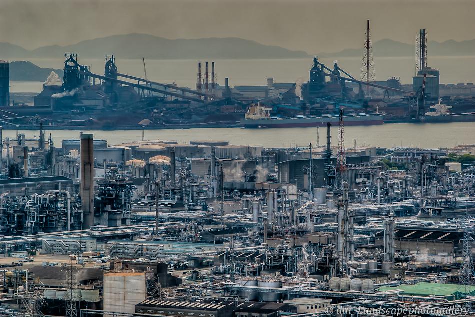 水島臨海工業地帯【HDRi】