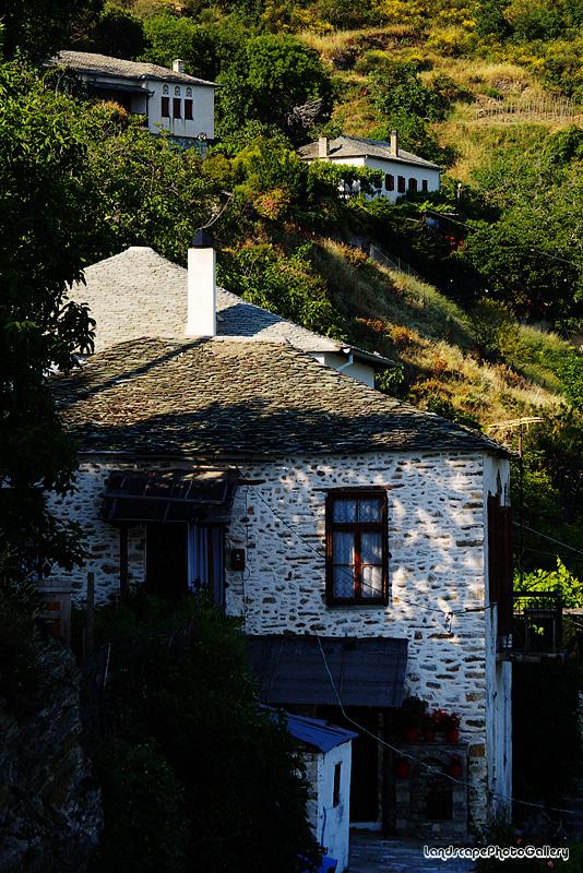 マクリニツァ村の風景5