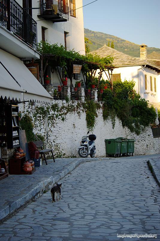 マクリニツァ村の風景6
