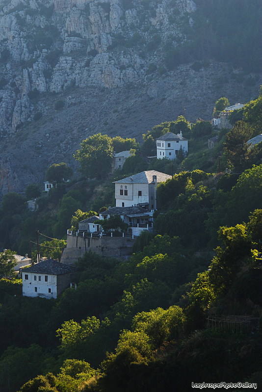 マクリニツァ村の風景8