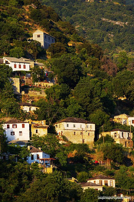 マクリニツァ村の風景7