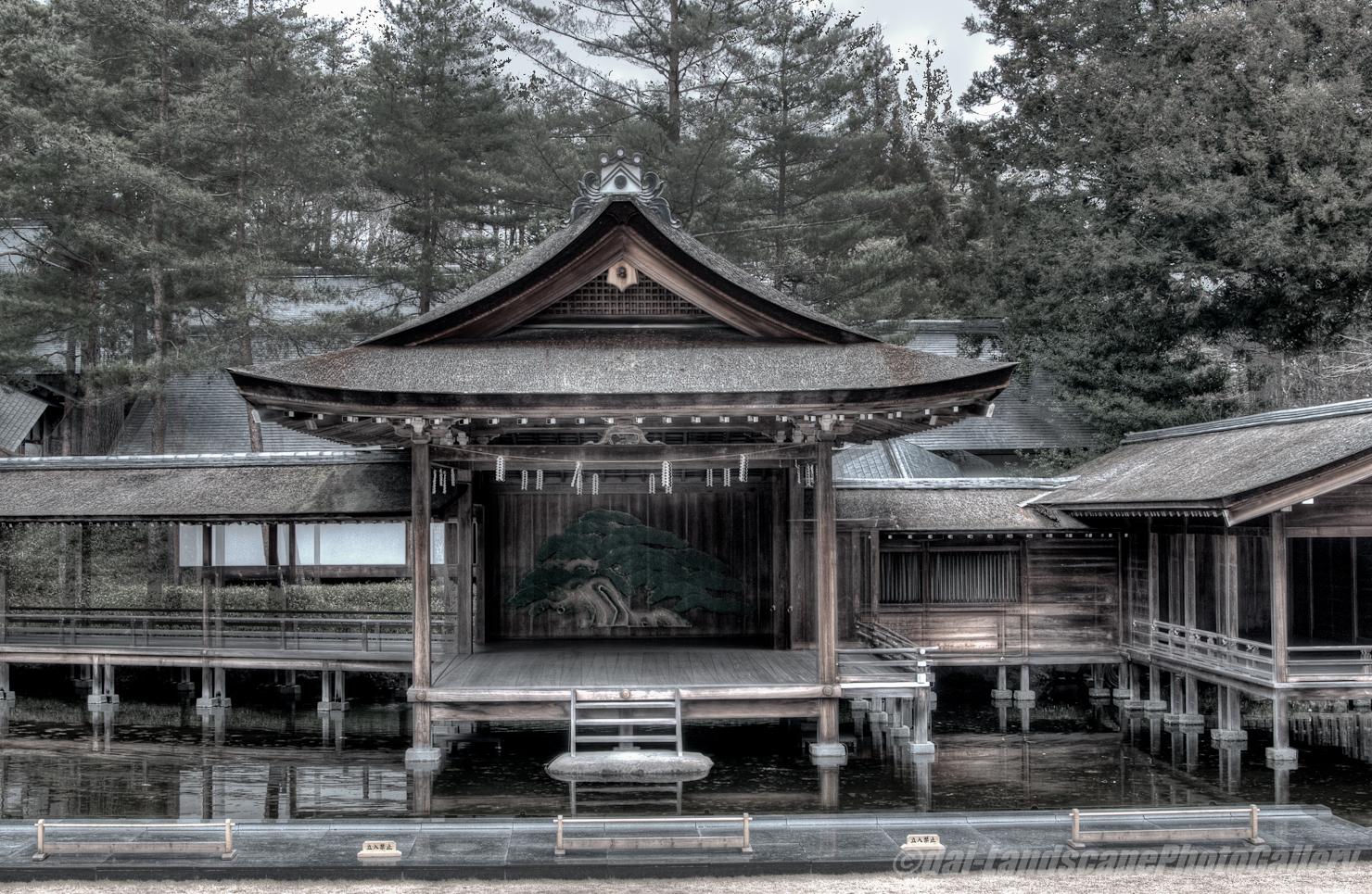 身曾岐神社【HDRi】