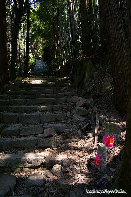 長命寺の風景1
