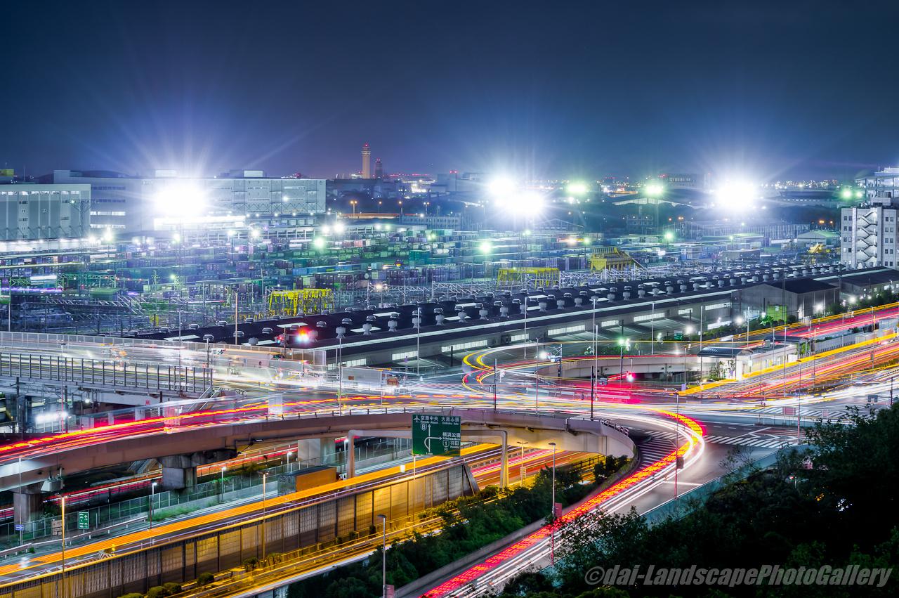 コンテナ列車 71レ【HDRi】