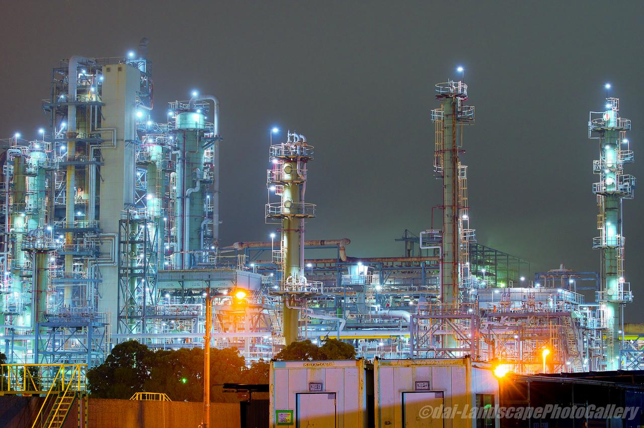 北袖工場夜景