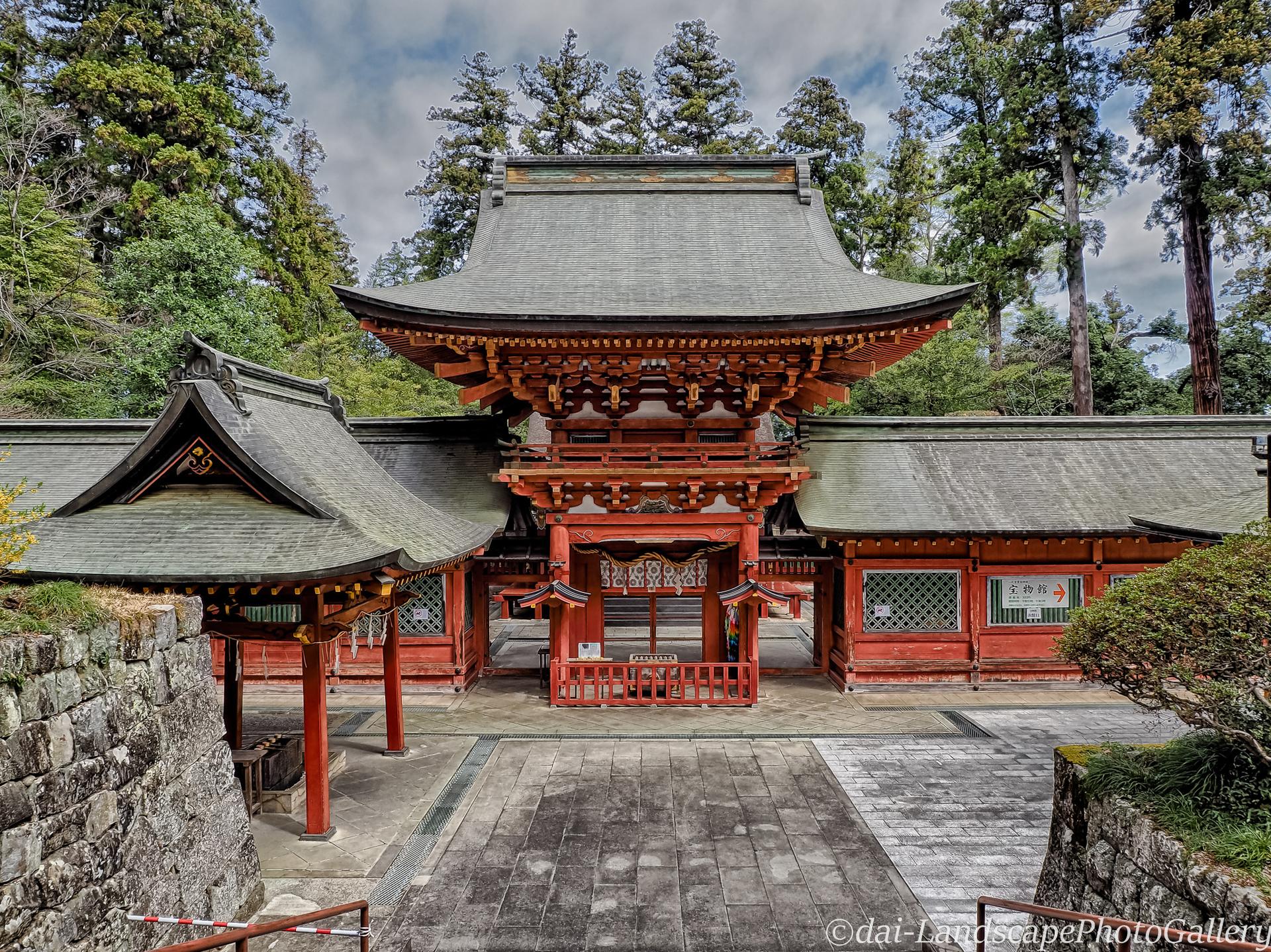 一之宮貫前神社【HDRi】