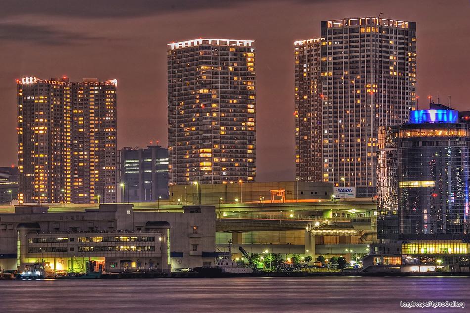 港湾の風景【HDRi】