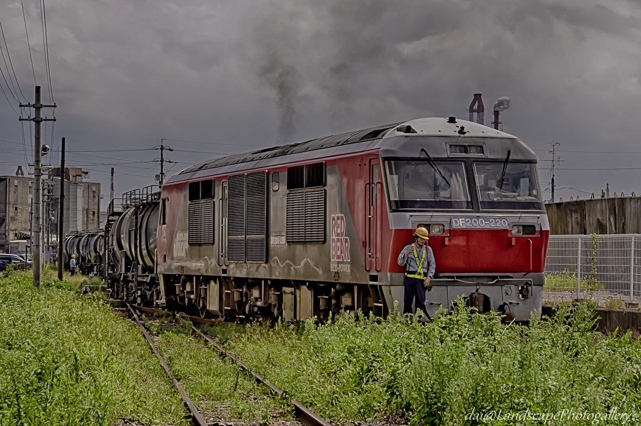 四日市港セメント列車【HDRi】